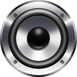 speaker icon music icons softiconsm