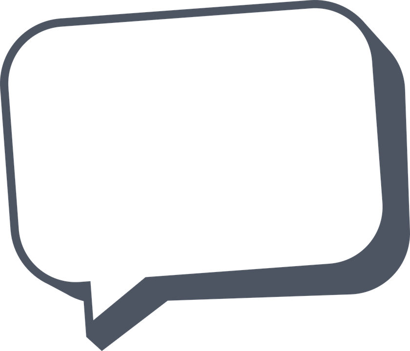 speech bubble balloon vector graphic pixabay #30862