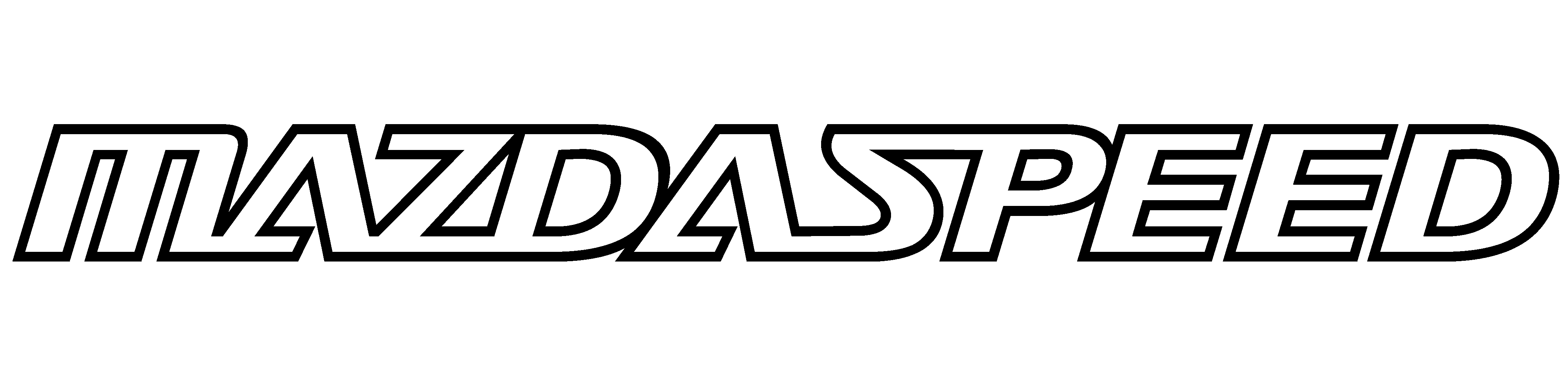 mazdaspeed png logo