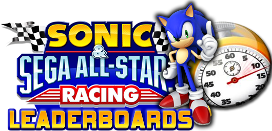 sonic sega all stars racing leaderboards png logo #3652