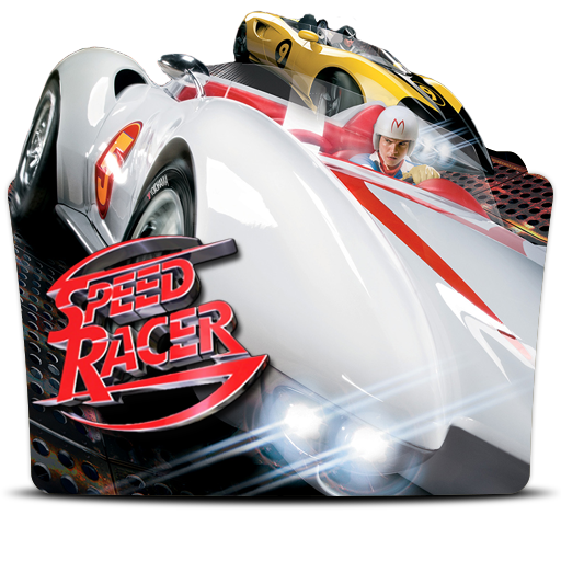 speed racer png logo picture #3678