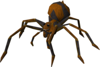 image fever spider the runescape wiki #24566