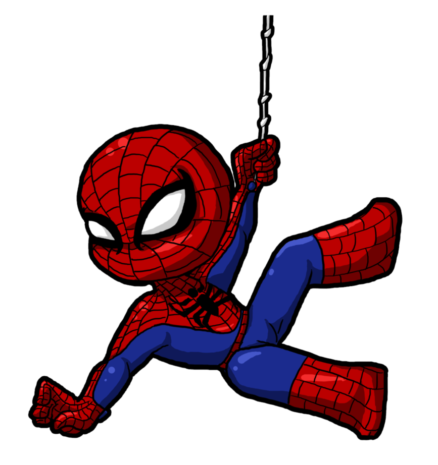 clipart spiderman clip arts for download #10278