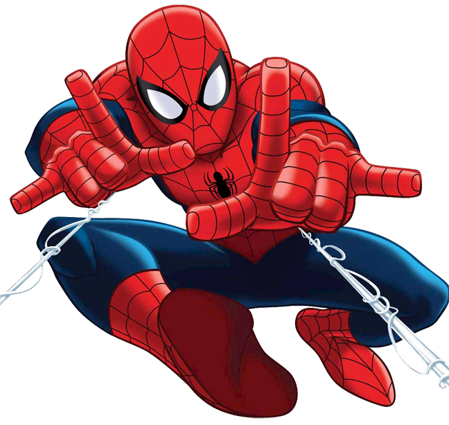 spiderman png clipart image #10263