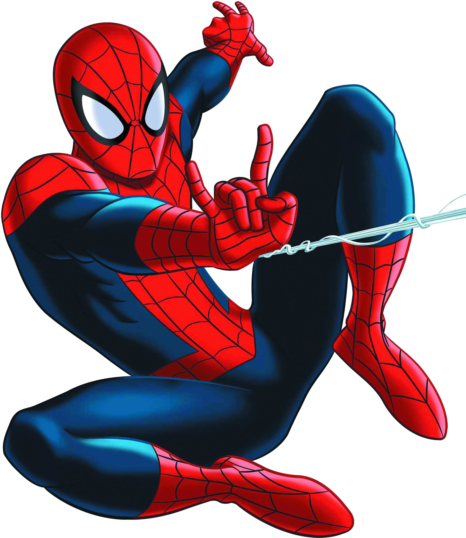 spiderman png ultimate spider man clipart png #10233
