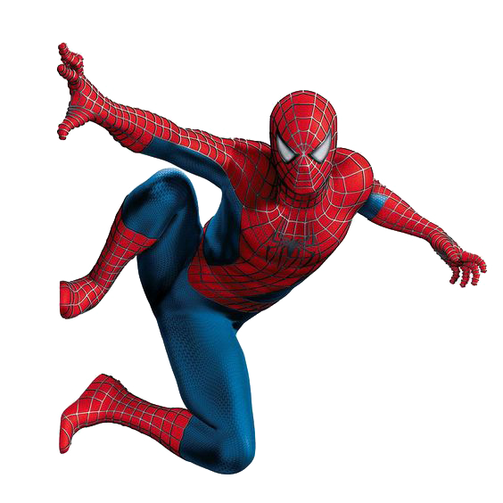 spiderman wall clipart #10259