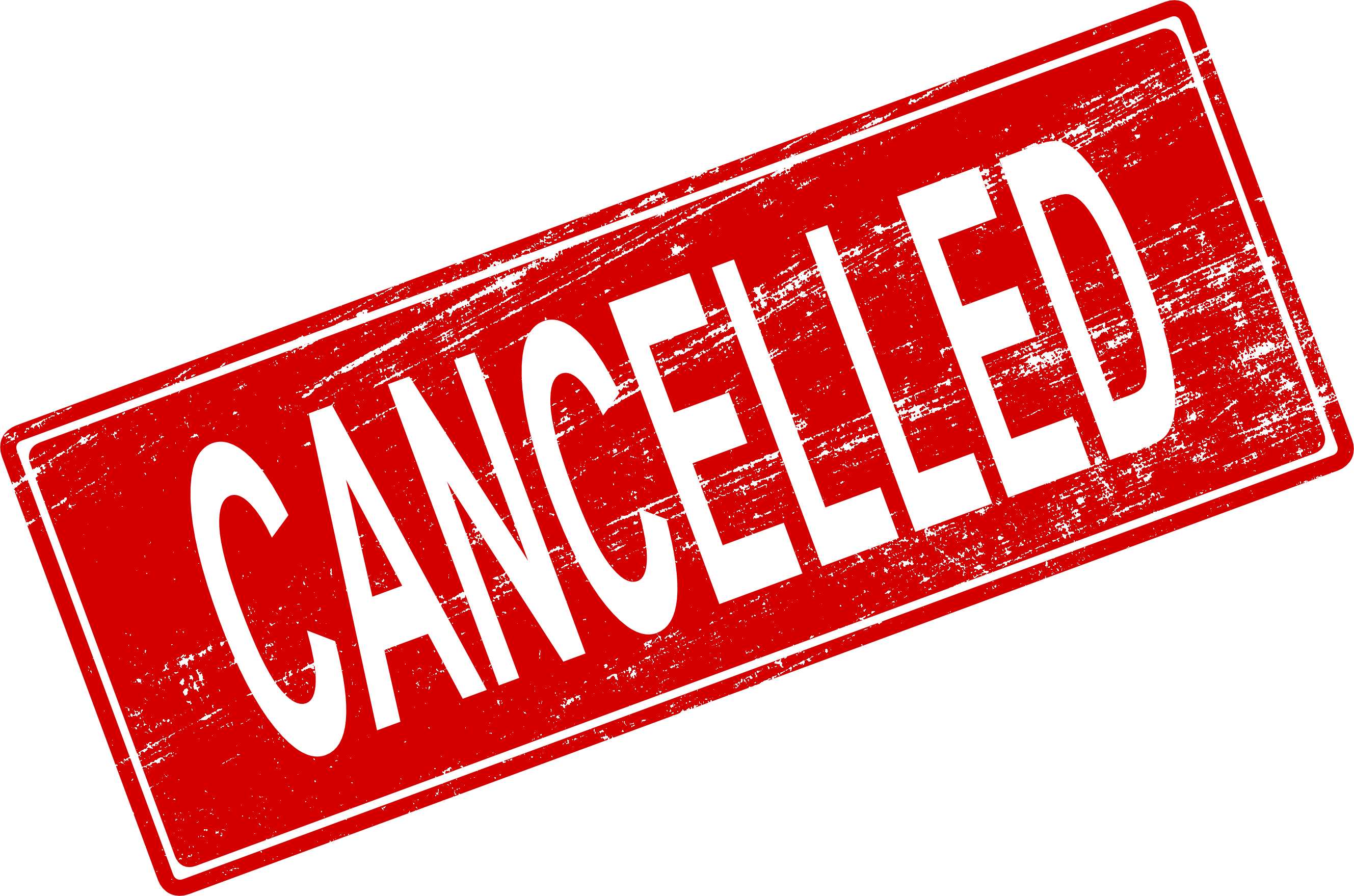 cancelled stamp vector png transparent svg onlygfxm #28726