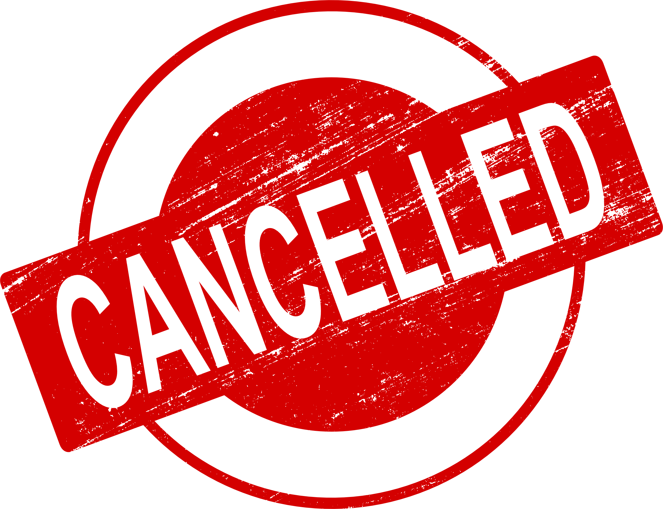 cancelled stamp vector png transparent svg onlygfxm #28728