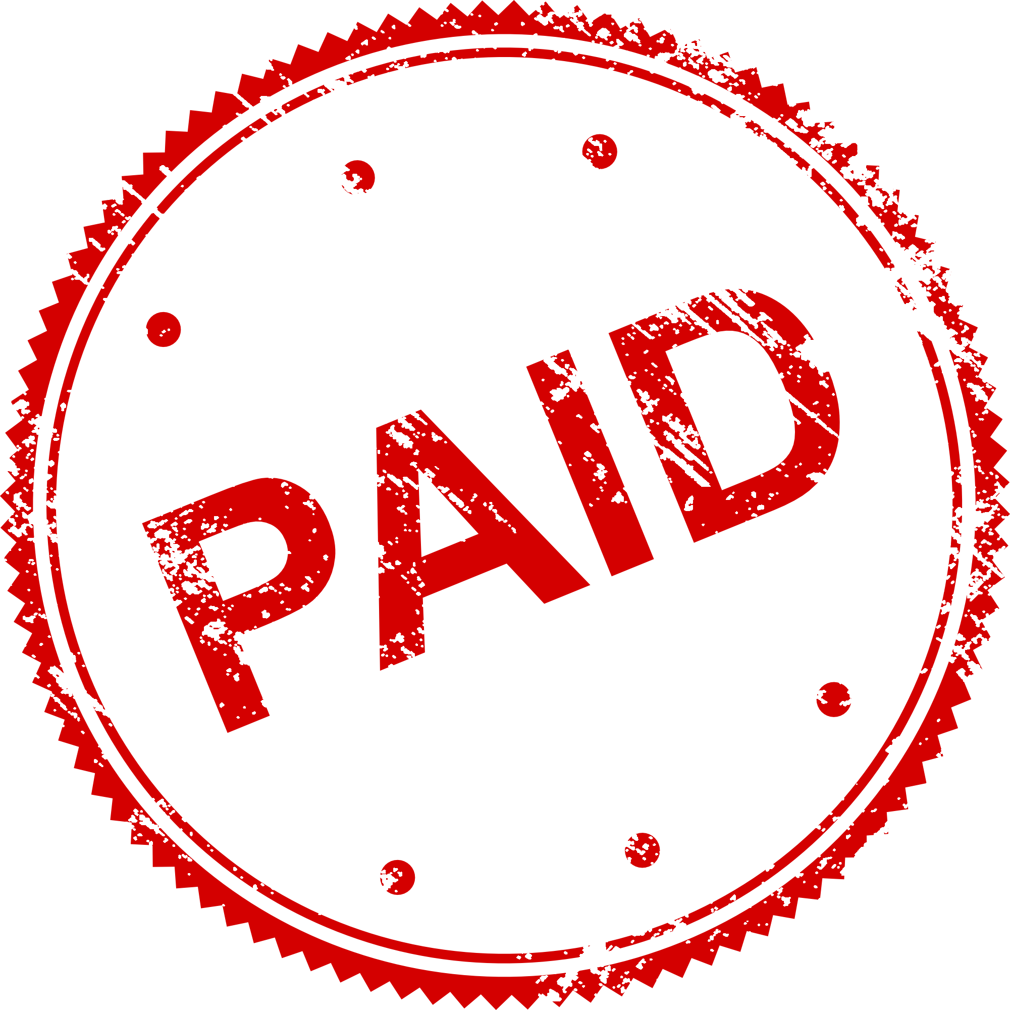 paid stamp vector png transparent svg onlygfxm #28689
