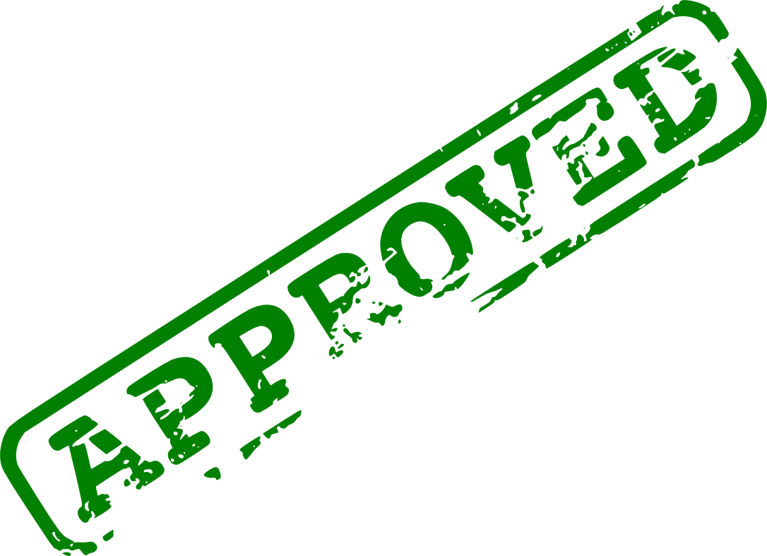 red green approved stamp png transparent onlygfxm #28706