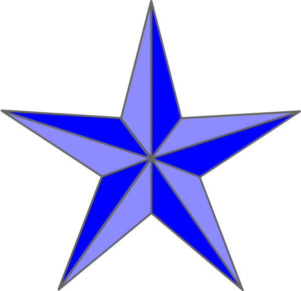 nautical star tattoos transparent images #8694