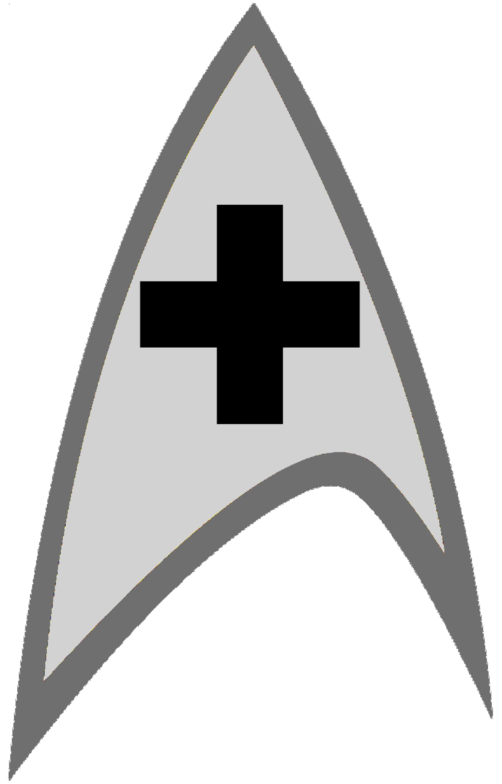 new star trek medical png logo #3581