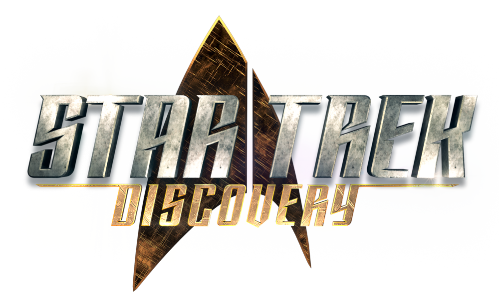 star trek discovery png logo #3565