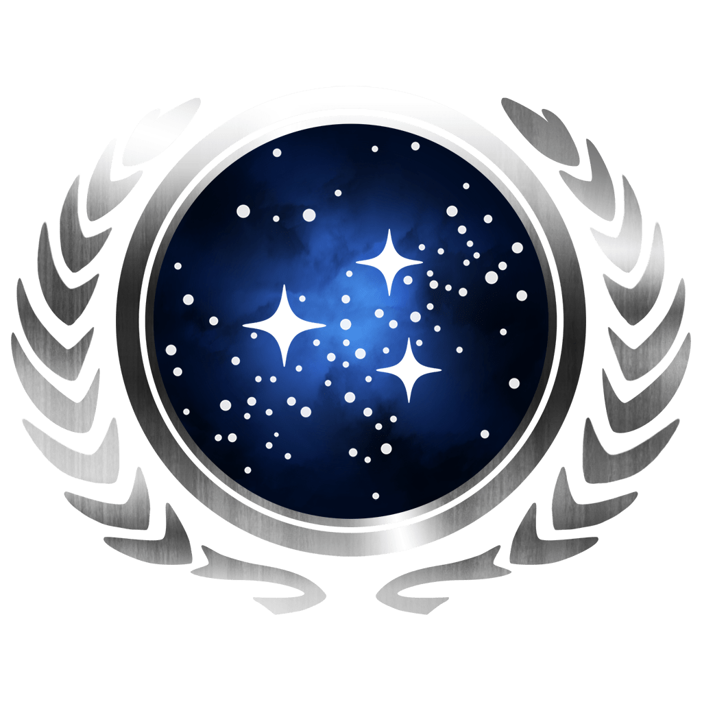 star trek federation symbol transparent png logo #3554