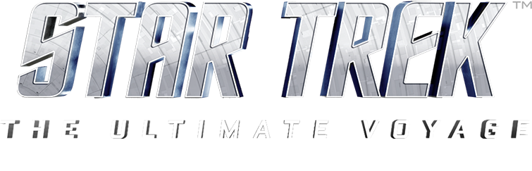 star trek ultimate voyage png logo #3569