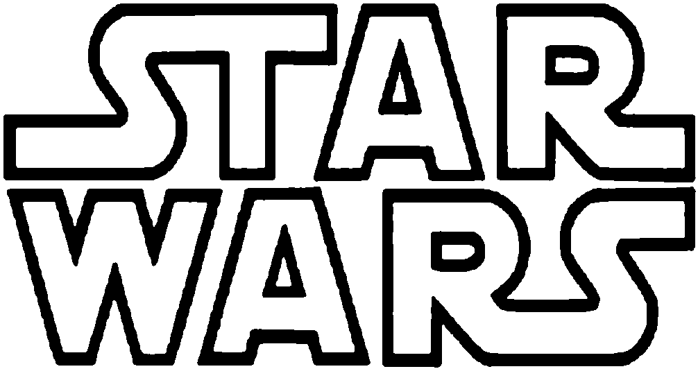 star wars logo #998