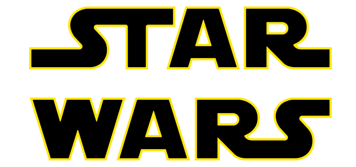star wars logo #1004