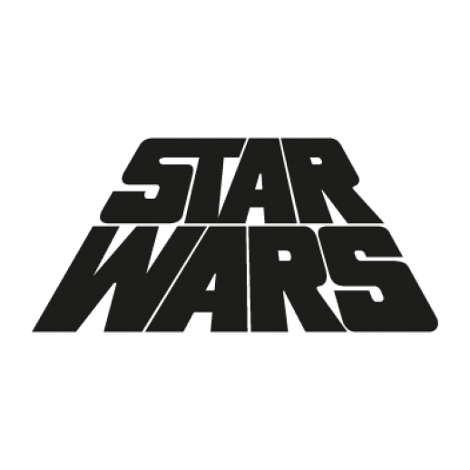 star wars logo design #990