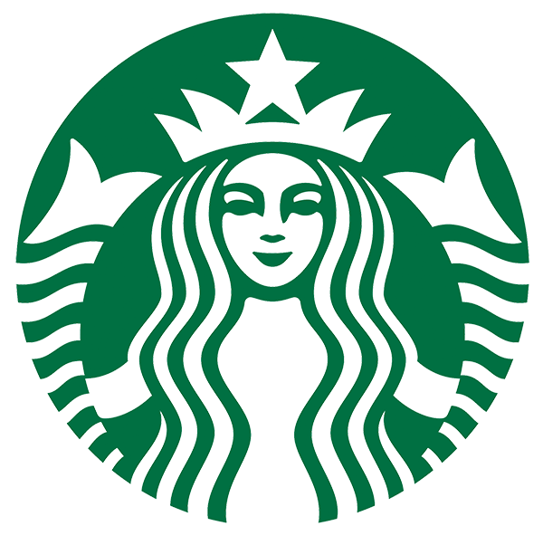 Starbucks coffee green logo #1690