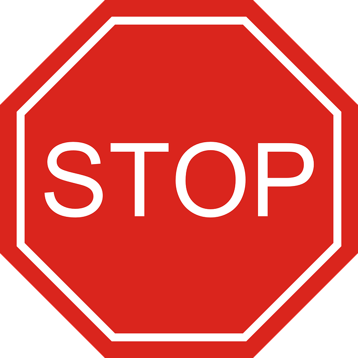 stop road sign roadsign vector graphic pixabay #19344