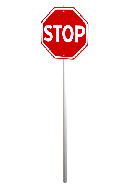 stop sign halt traffic management image pixabay #19371