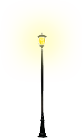 street light, streetlight clipart light pole pencil and color #20798