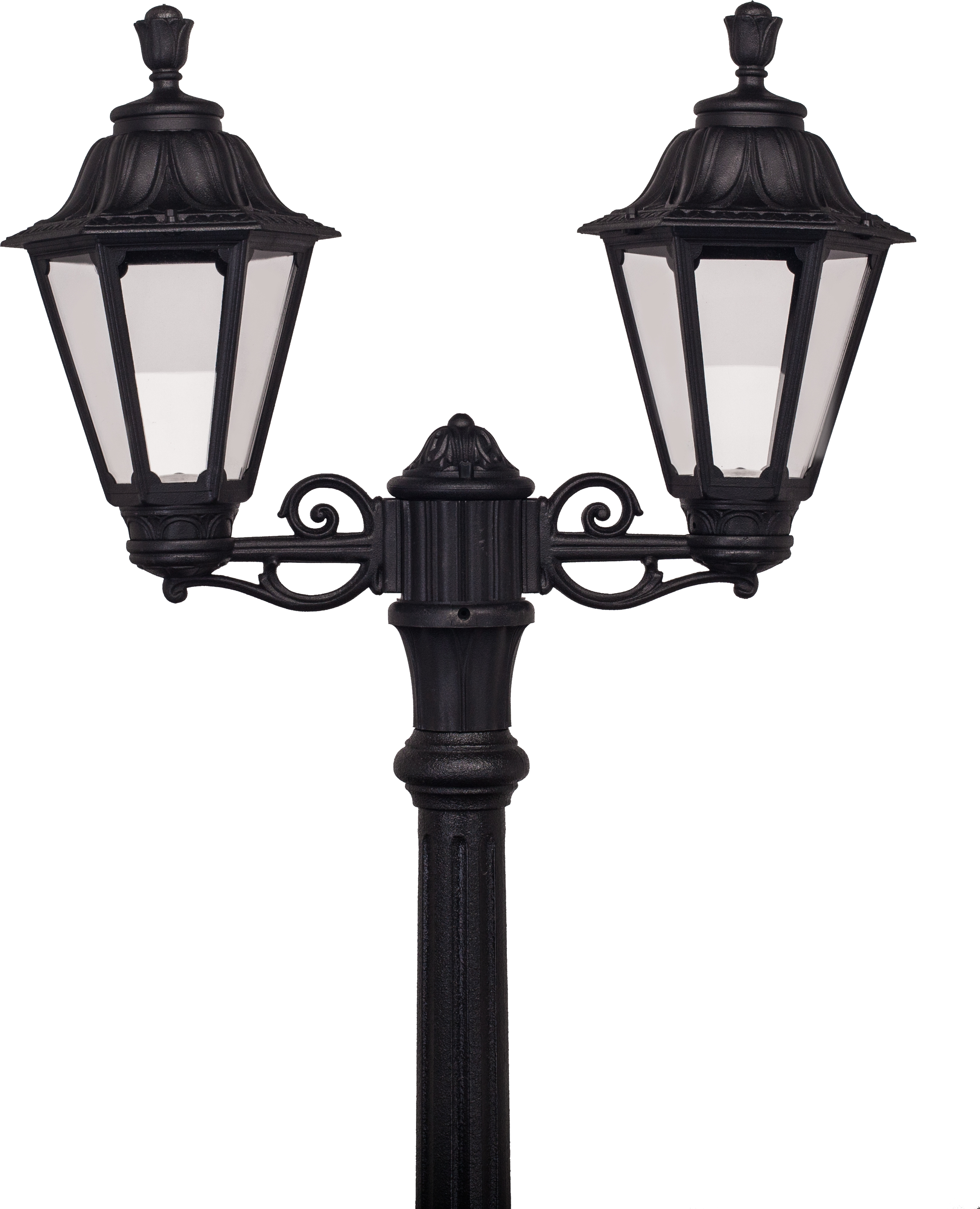 street light, streetlight clipart tall lamp pencil and color #20873