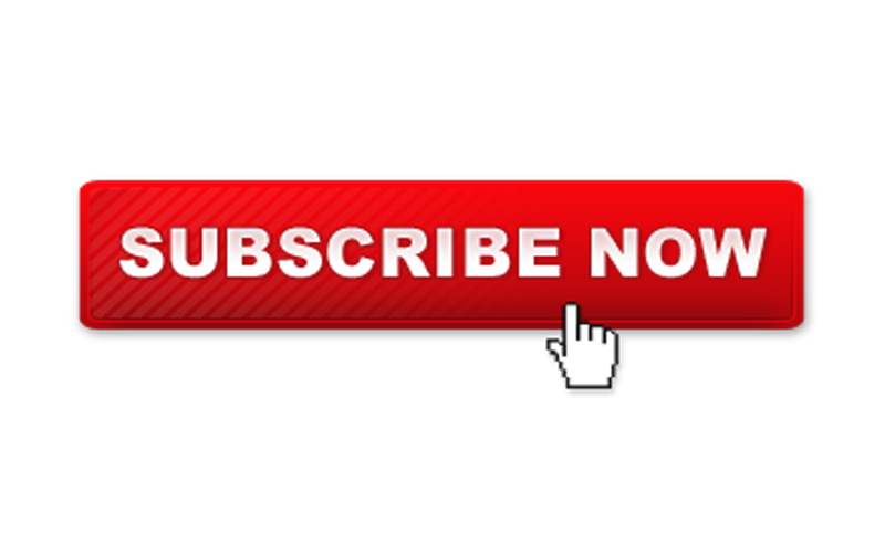 subscribe button website png images #33263