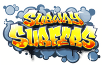 brand subway surfers png logo #4306