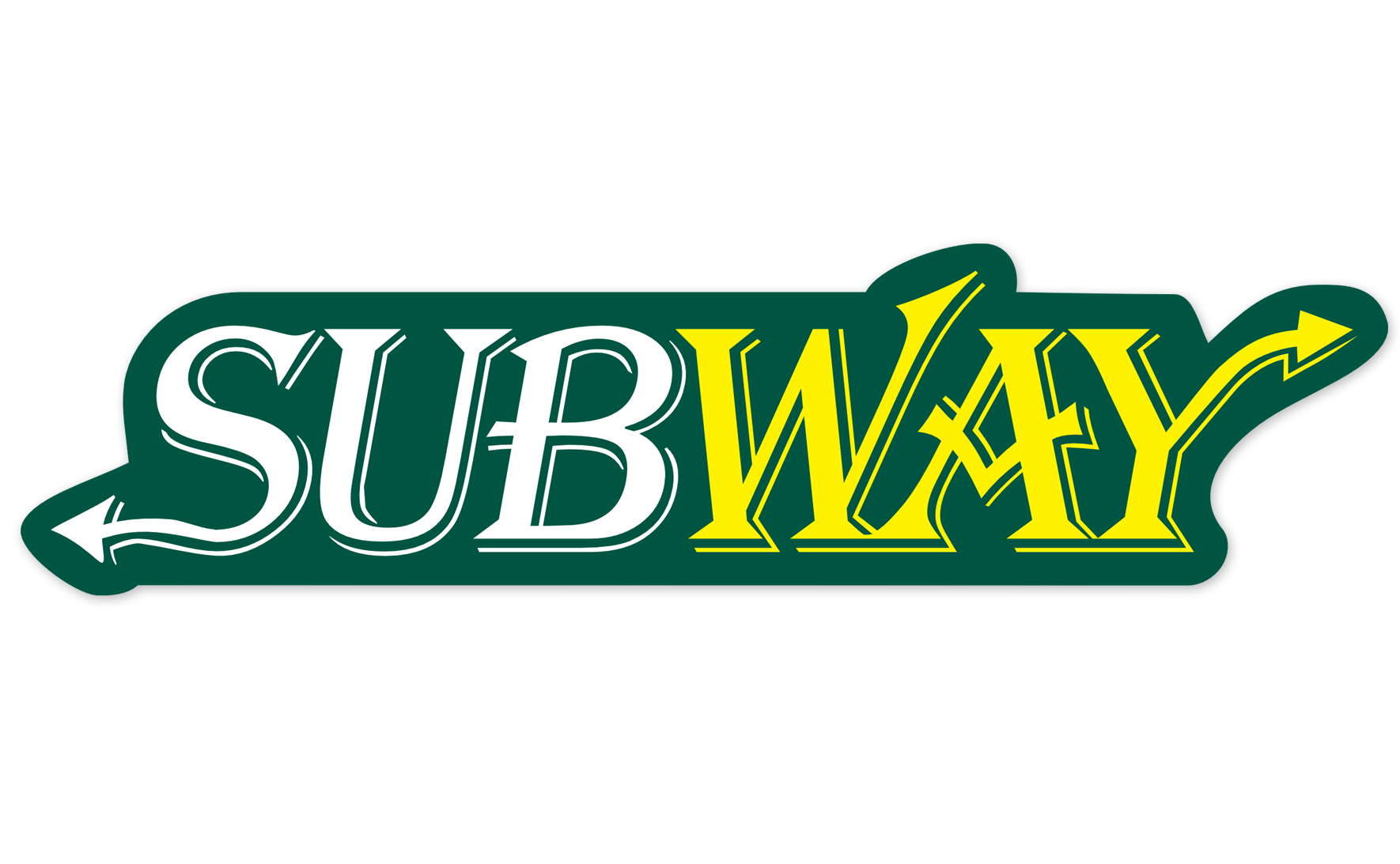 pin subway logo png #4296