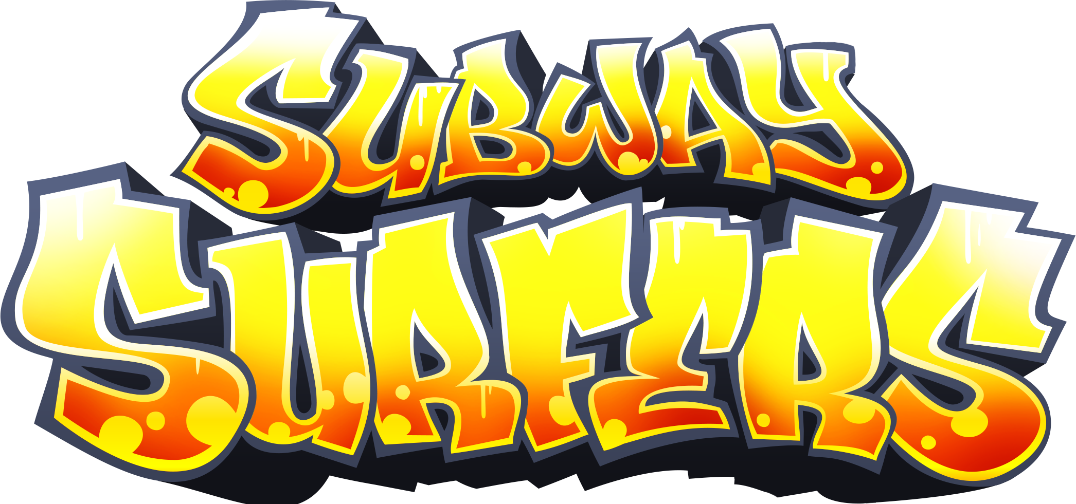 subway surfers logo png #4301