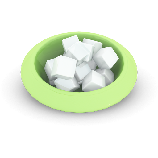 sugar cubes icon tea party iconset archigraphs #34700