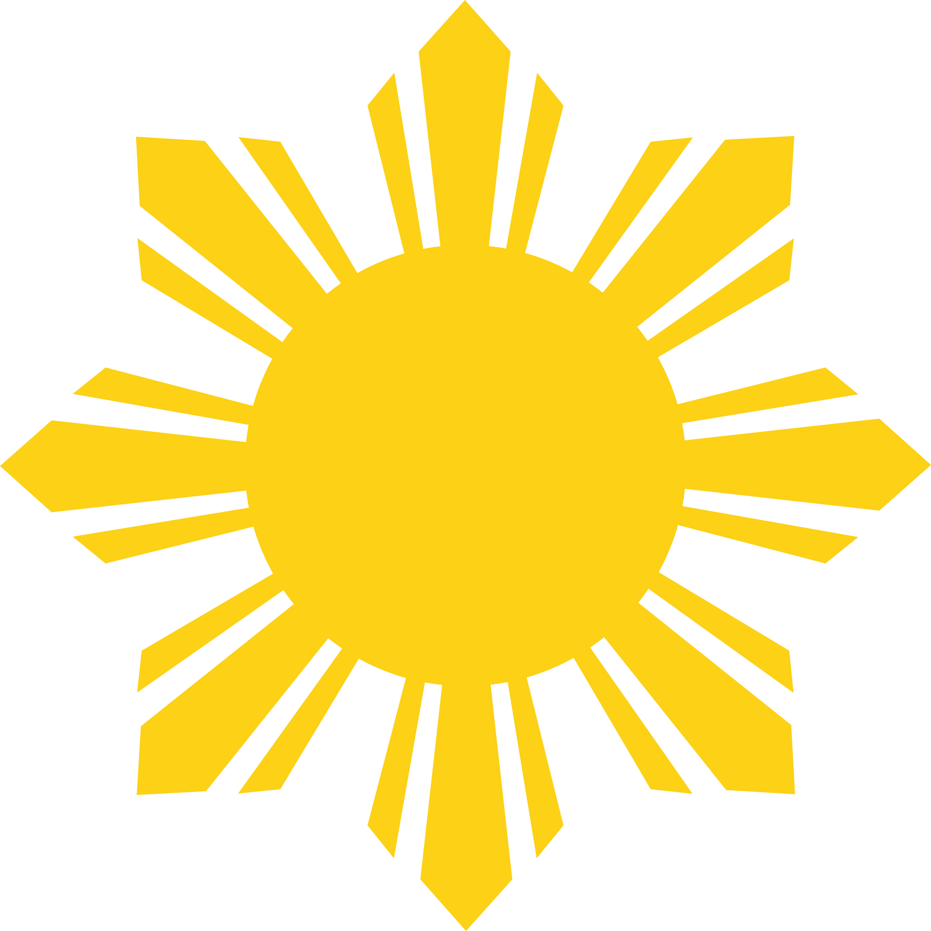 file flag the philippines cropped sun svg wikimedia #9626