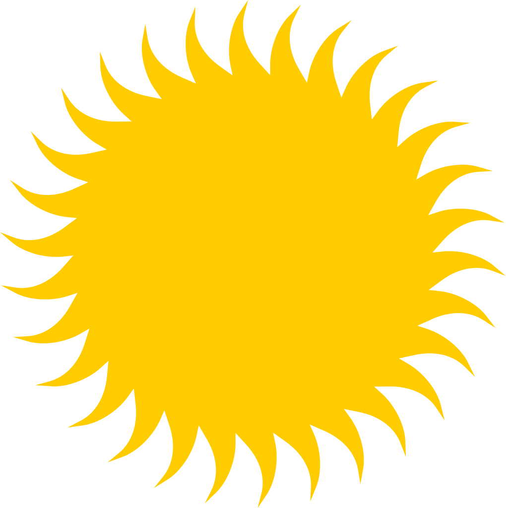 file sun icon svg wikimedia commons #9637
