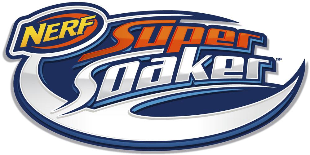 super soaker, nerf logo vector #2199