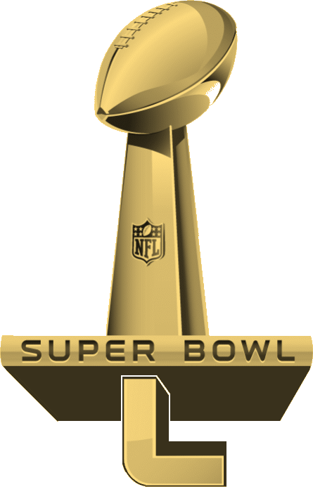 super bowl 50, not super bowl l png logo #6056