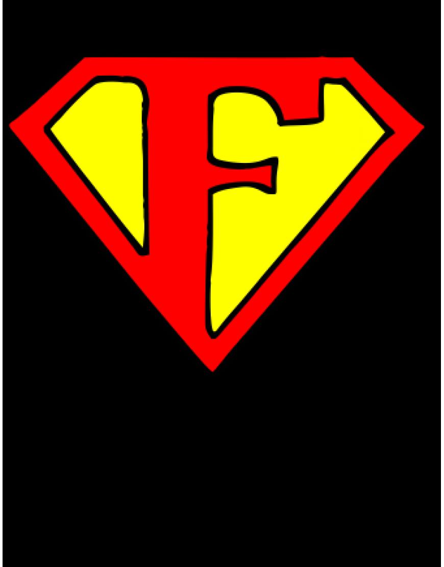 Superman F logo png #1577