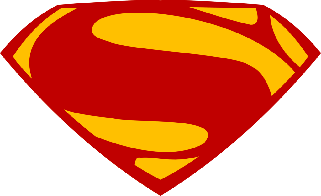 Superman Logo Clipart Png #1532