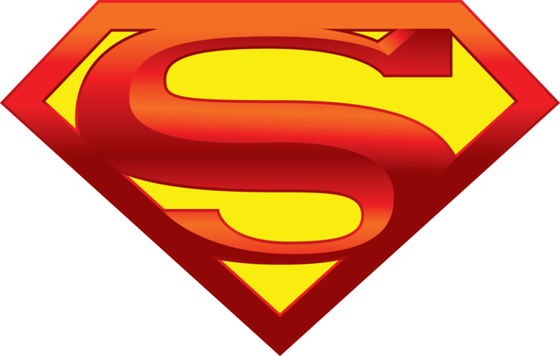 Superman Logo HD PNG Image 1538
