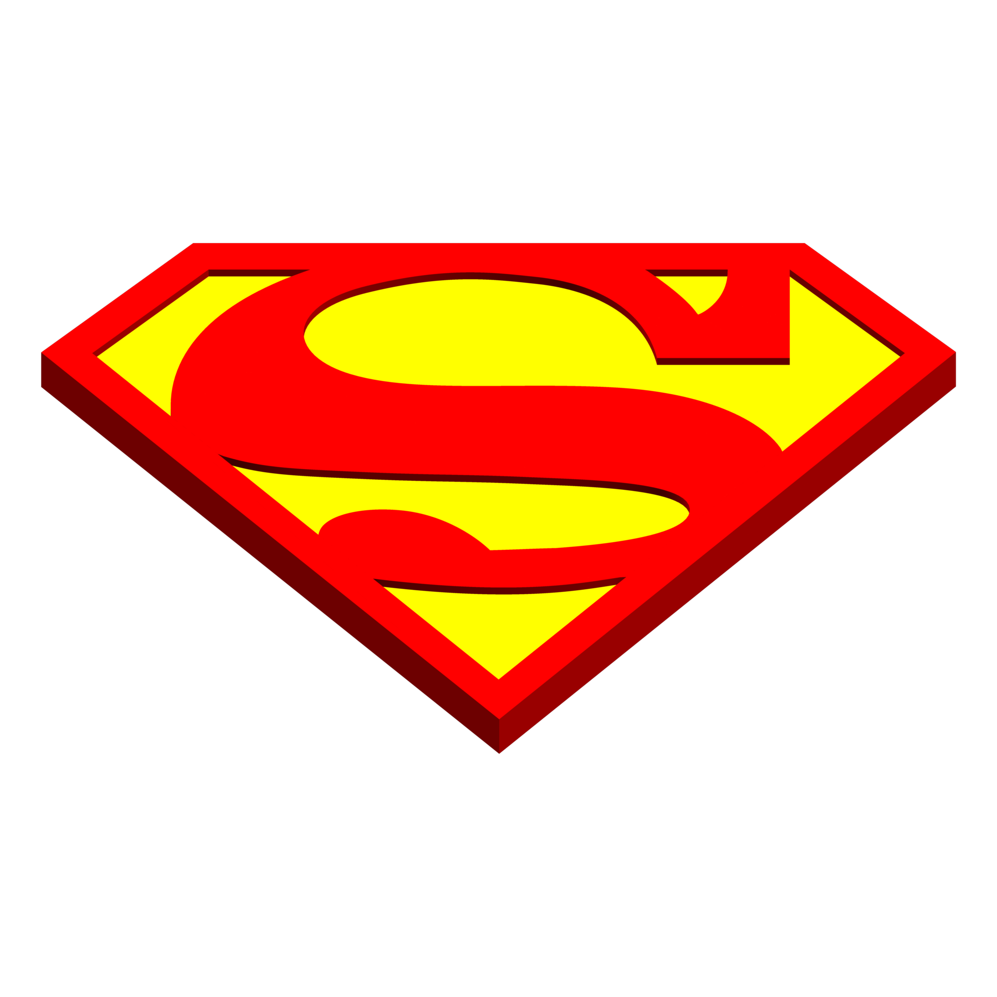 Superman Logo Png 1539