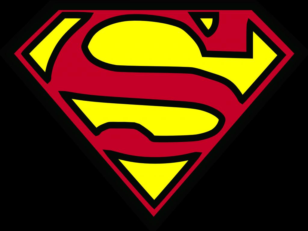 superman logo png clip art image #1543