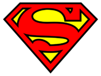 Superman Logo Transparent Png #1526