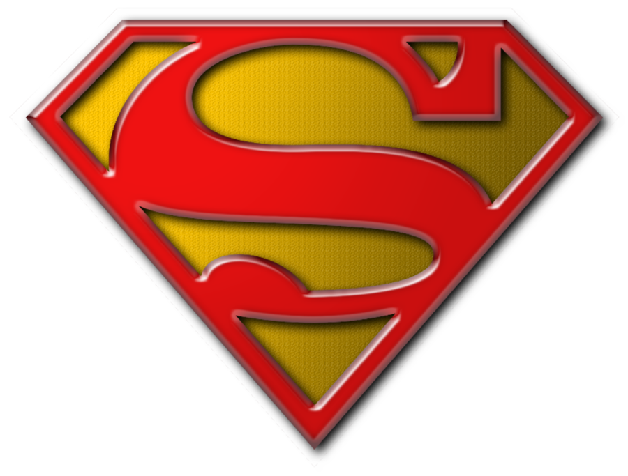 superman red adn yellow png logo #2958