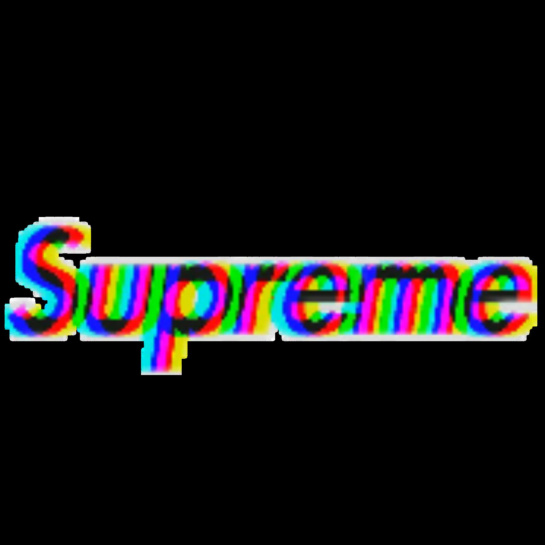 Transparent Supreme Logo PNG Images, Free Downloads - Free ...