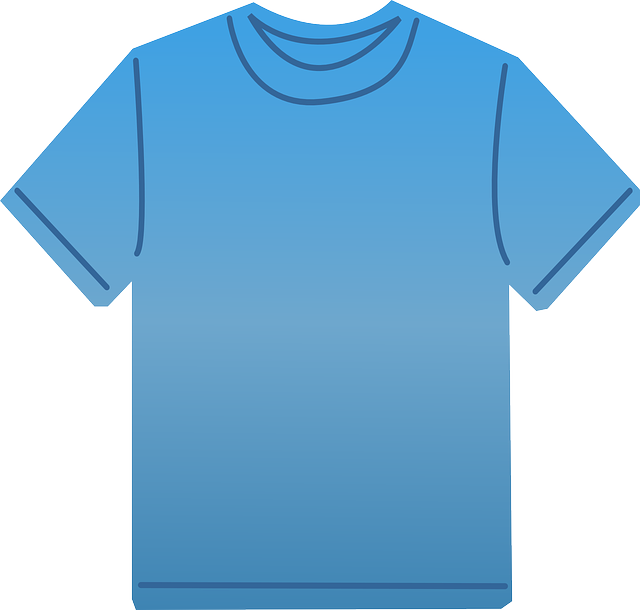 t shirt png shirt blue clothes vector graphic pixabay #10906