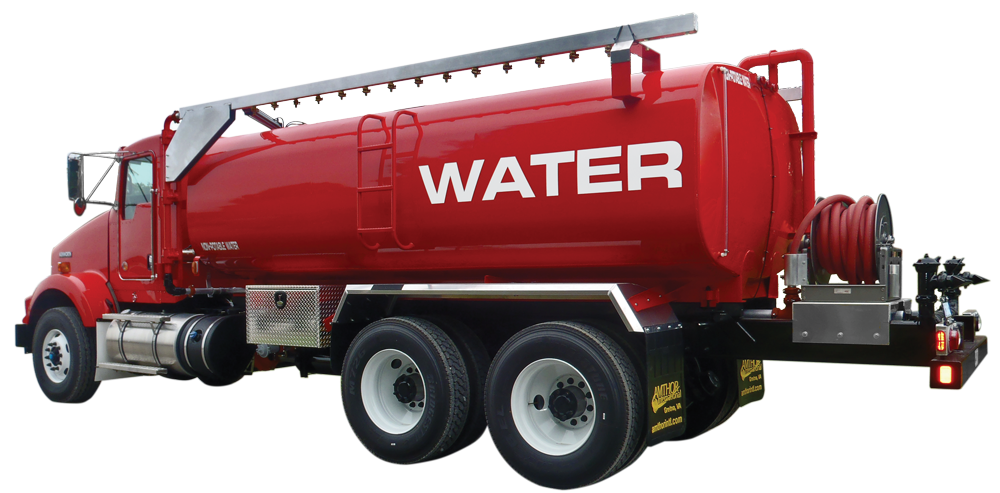water tankers water truck water tank trucks amthor #31695