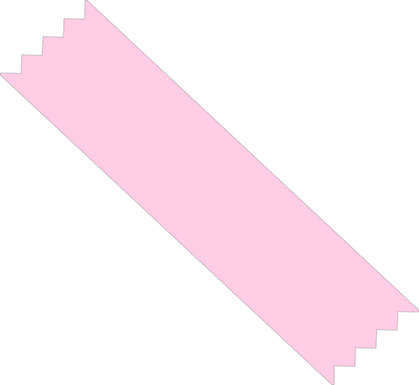 scotch tape clipart pink #38957