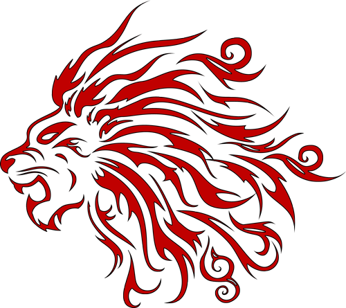 lion tattoo png transparent images png only #11926