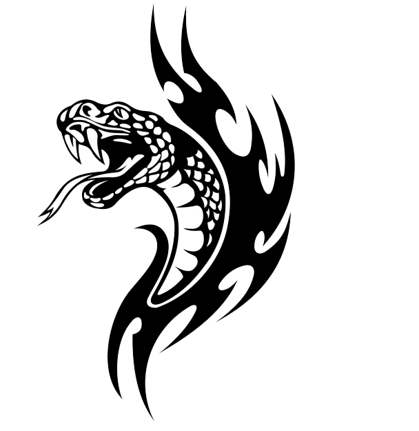 snake tattoo png transparent quality images png only