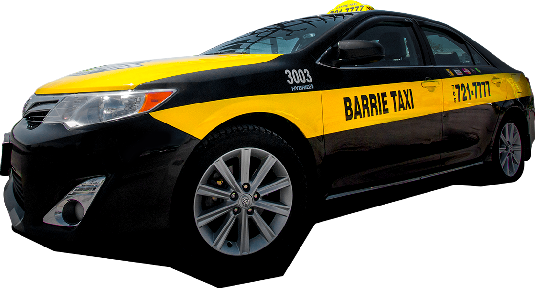 barrie taxi ltd take pride your ride #26042